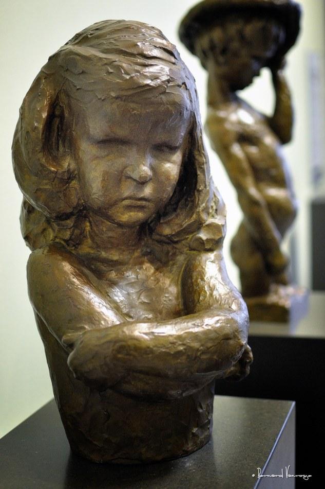 Claudine - bronze