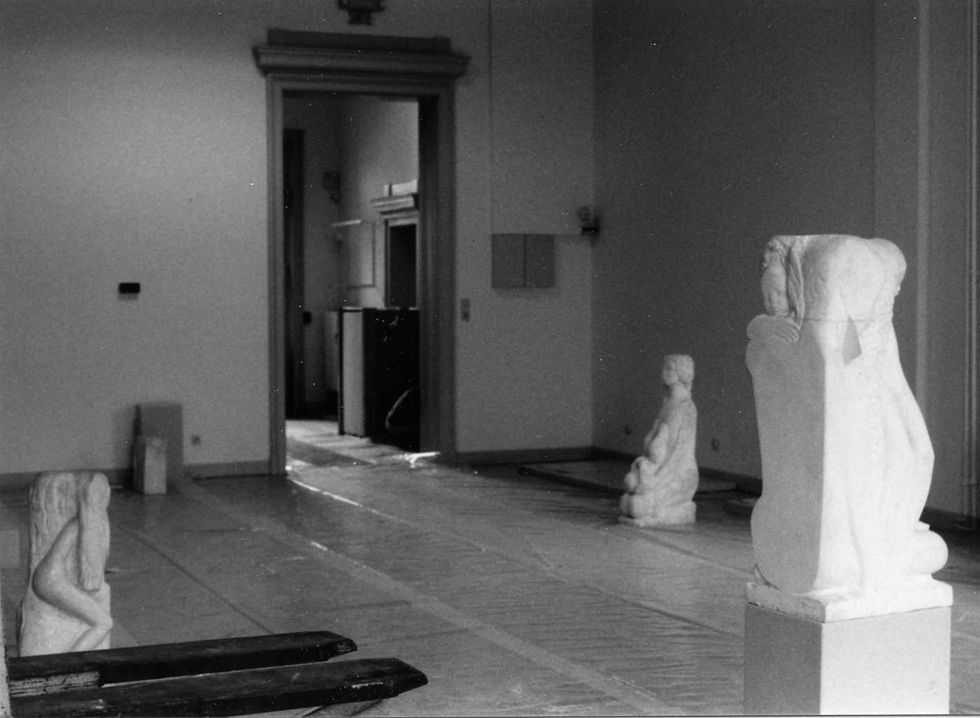Création musée intérieur