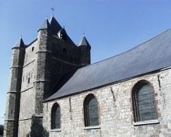 Eglise romane de Saint-Vaast