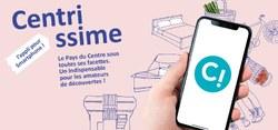 Centrissime : l'appli smartphone !