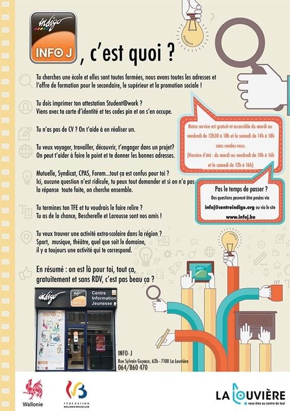 Indigo Info J nouveau