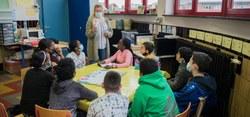 Apprendre le français avec la classe DASPA