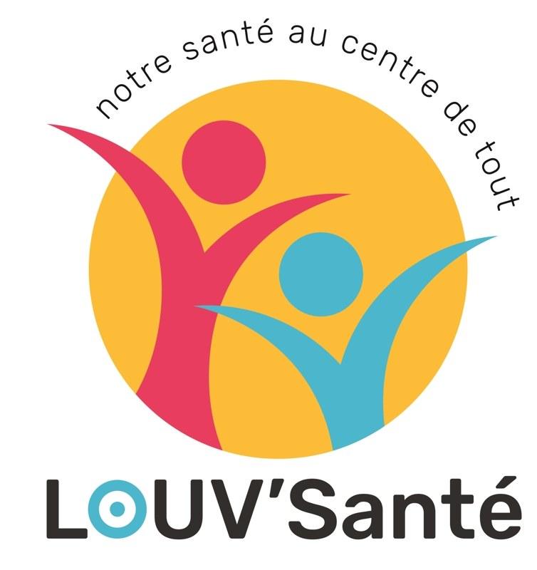 Louv'Santé   Logo