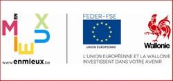 L'Europe et la Wallonie veulent construire l'avenir en mieux !