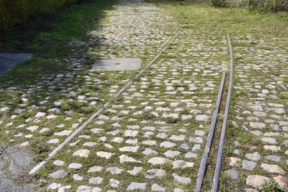 Tracé nouvelle voirie   sentier cyclo pédestre (7)