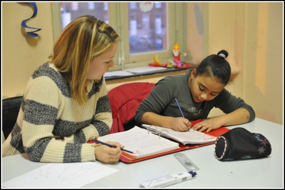 Le soutien scolaire de Haine Saint Pierre